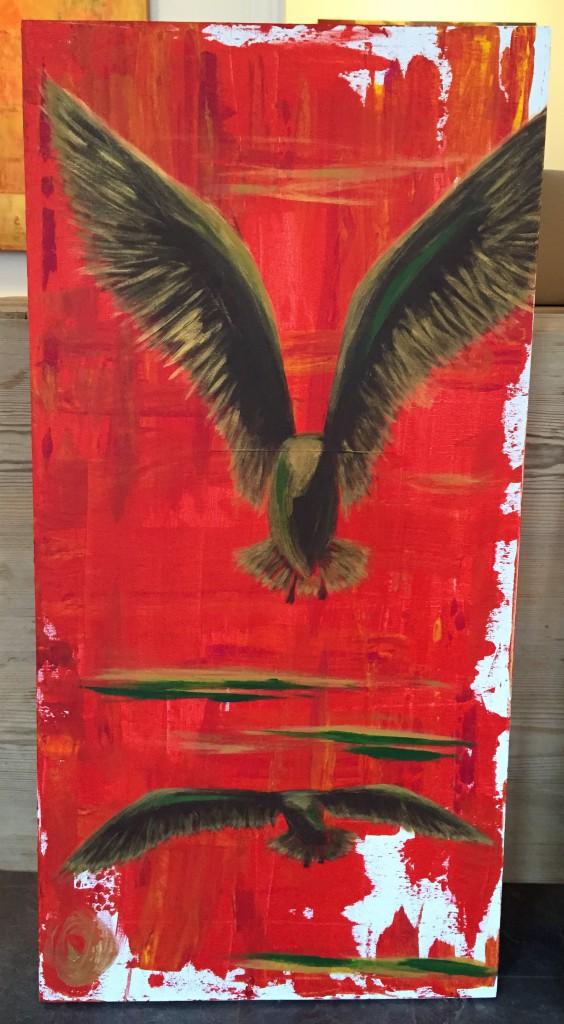 """20.) """"Frihetens Fåglar"""""""