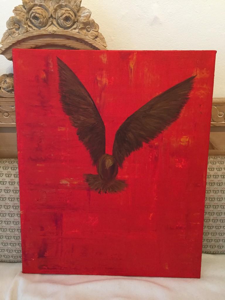 """23.) """"Den Verkliga Fågeln"""""""